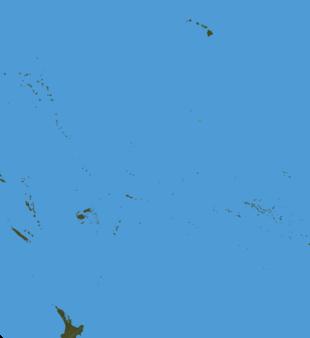 Carte Meteo Iles Gilbert