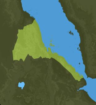 Carte Meteo Erythrée