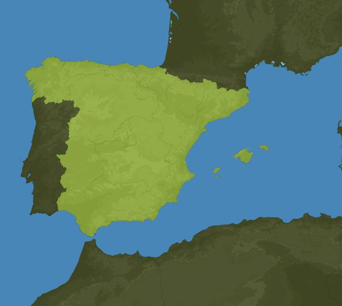 Carte Meteo Espagne