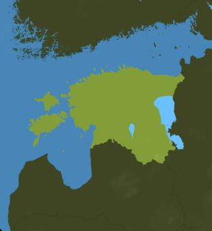 Carte Meteo Estonie