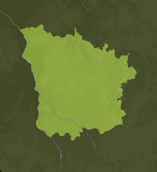 Carte Meteo Nièvre