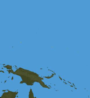 Carte Meteo Etats Fédérés de Micronésie