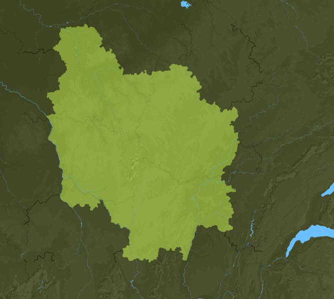 Carte Meteo Bourgogne