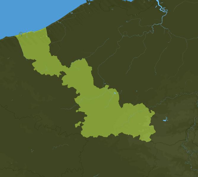 Carte Meteo Nord