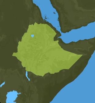 Carte Meteo Ethiopie