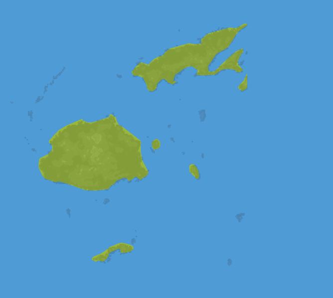 Carte Meteo Fidji