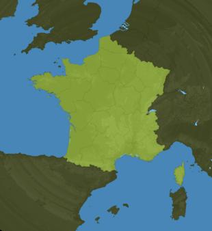Carte Meteo France