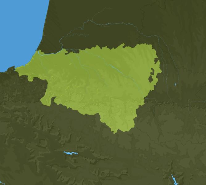 Carte Meteo Pyrénées-Atlantiques