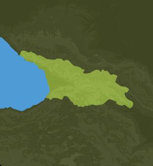 Carte Meteo Géorgie
