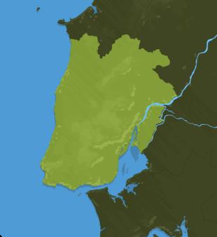 Carte Meteo Lisbonne
