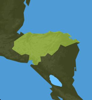 Carte Meteo Honduras