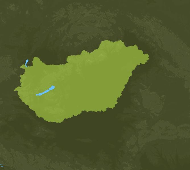 Carte Meteo Hongrie