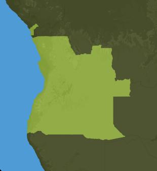 Carte Meteo Angola