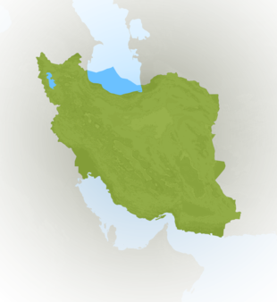 Carte Meteo Iran