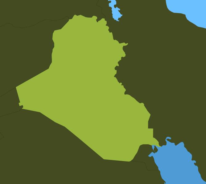 Carte Meteo Iraq