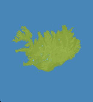 Carte Meteo Islande
