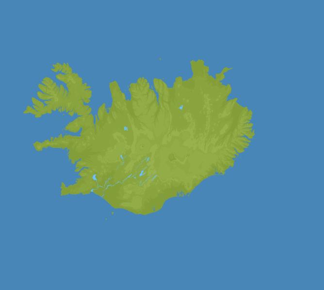 Météo islande 15 jours