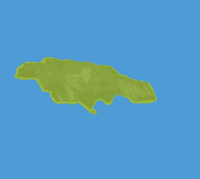 Carte Meteo Jamaïque