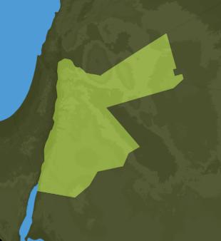 Carte Meteo Jordanie