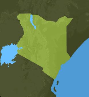 Carte Meteo Kenya