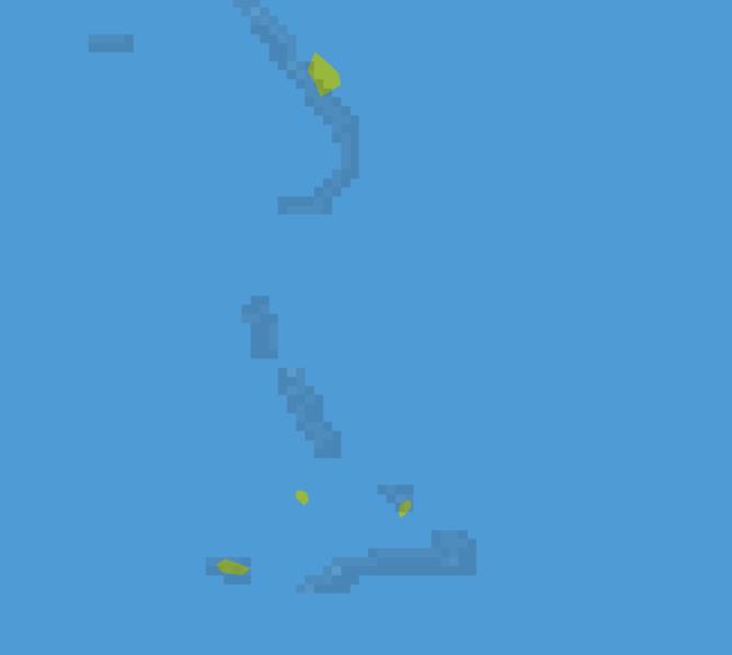 Carte Meteo Kiribati