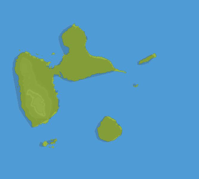 Carte Meteo Guadeloupe