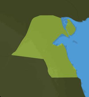 Carte Meteo Koweit
