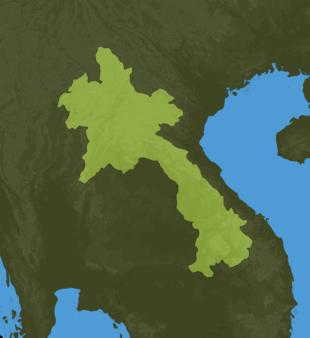 Carte Meteo Laos