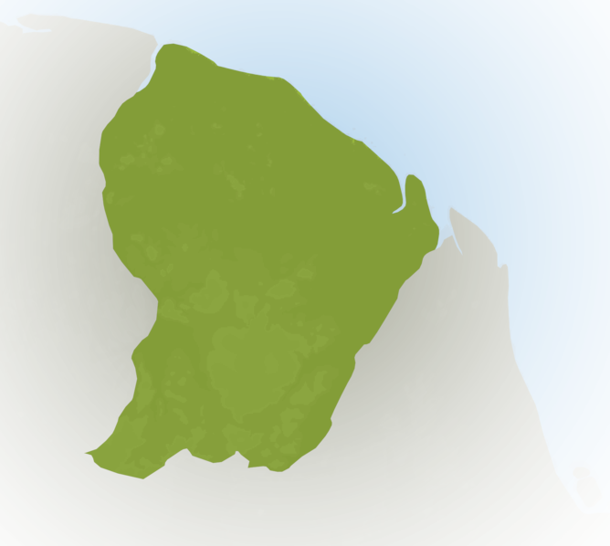 Carte Meteo Guyane Française