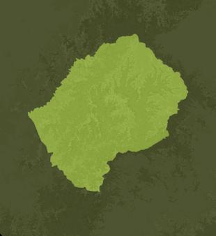 Carte Meteo Lesotho