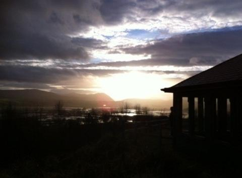 Le soleil au Zenit ... (APPLICATION METEO - REPORTER MOBILE)