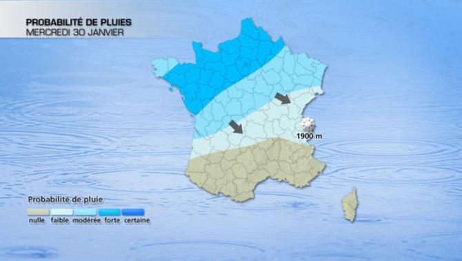 Actualités France - France - Pluie