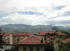 Nuages San Marin Splendide Vue 'A L'Italienne' !