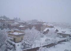 Neige Beni Aissi Kabylie