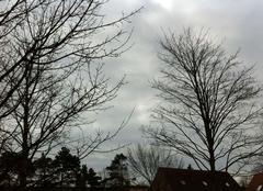 Nuages Copenhague C'est pas encore le printemps