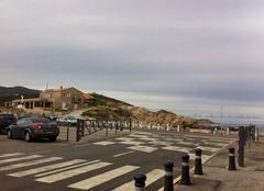 Ciel Corse Beau temps sur l'ile rousse