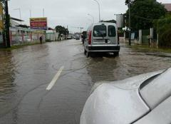 Inondations en Guyane
