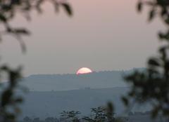 Ciel Cesena 47023 Coucher de soleil