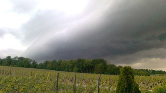 Reporters - Villers-Marmery 51380 - Nuages