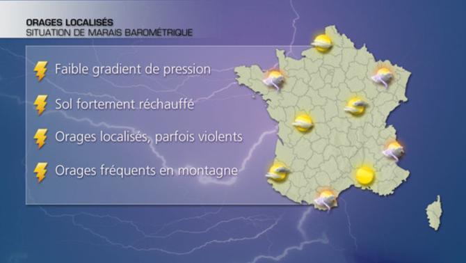 Actualités France - France - Orage