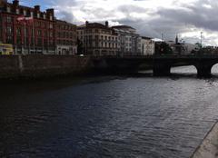 Ciel Dublin Temps maussade a Dublin depuis hier