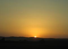 Ciel Cordoue 14001 Coucher de soleil