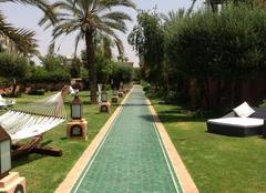 Marrakech, plus de 50°C aujourd'hui...