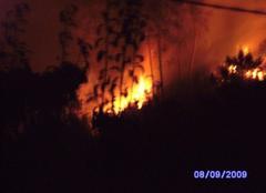 Chaleur Braga Le feu