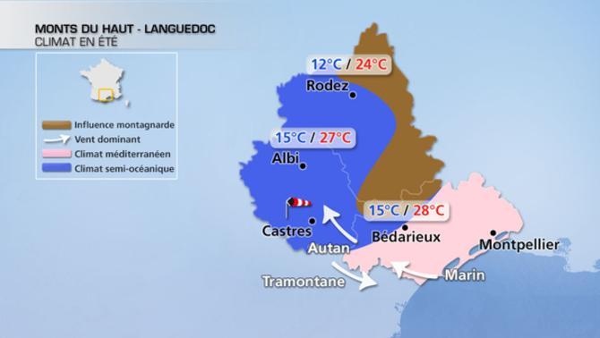 Actualités France - Languedoc-Roussillon - Climat