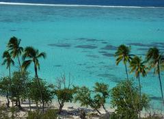Mer Toamasina Océan parfaitement bleu