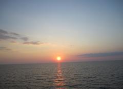 Ciel Saint-Pétersbourg Coucher de soleil