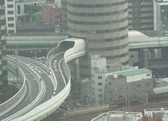 Osaka Osaka_tour L'Umeda Sky Building