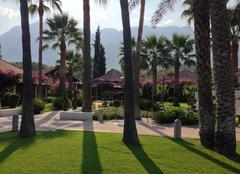 Ciel Antalya Premier soleil matinal