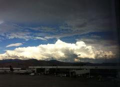Nuages Salt Lake City Orage USA